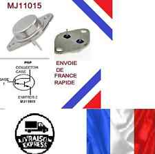 MJ11015Transistor simple bipolaire (BJT), PNP, -120 V, 200 W, -30 A, 1000 hFE