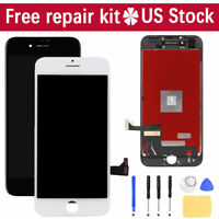 For iPhone 8 Plus 8 Screen Replacement LCD Display Touch Digitizer Full Assembly