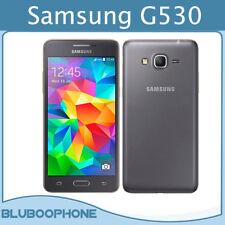 Original Unlocked Samsung Galaxy Grand Prime G530 G530H Dual Sim-Black