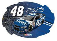 "NASCAR #48 Jimmie Johnson swirl decal-Jimmie Johnson STICKER-5""x6"""