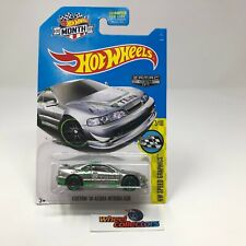 Custom '01 Acura Integra GSR * Zamac * 2017 Hot Wheels * WJ5