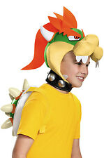 Brand New Nintendo Super Mario Brothers Bowser Kids Child Costume Kit