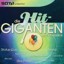 DIE HIT GIGANTEN - PARTYKLASSIKER 2 CD MIT FRANK ZAPPA