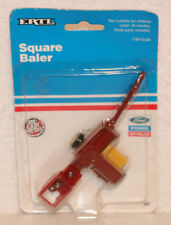Ertl Ford New Holland Square Baler 1:64 Scale Diecast Toy 1991