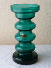 Kerzenhalter Hyazinthenvase Friedrich Kristall Space Age Bubble Design