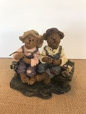 "Boyds Bears & Friends ""Becky and Tom. Simpler Times� 2277910 *Hand Numbered*"