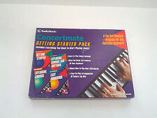 concertmate getting started  self teaching program for electric keyboard