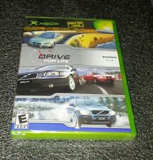 VOLVO Drive For Life Original Promotional Release XBOX Driving Game NEW SEALED