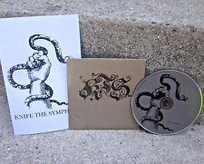 KNIFE THE SYMPHONY Covington CD Kentucky indie-rock 2006 KTS Astronomer's Plea