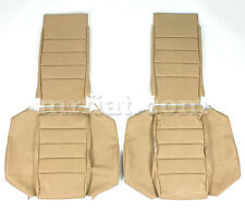 Alfa Romeo Alfetta GTV6 Tan Vinyl Seat Covers New