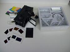 IEC Hodson Light Box & Optical Set