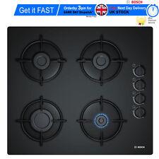 Zelmer ZEC 26G4371 construir en la Cocina De Vidrio Negro Cocina A Gas Marca Nuevo!!!