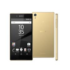 """Débloqué Téléphone 5.5"""" 23MP Sony Ericsson Xperia Z5 Premium E6853 32GB - Or"""