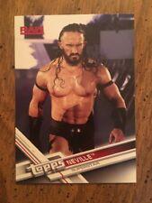 Neville Topps WWE 2017  Card