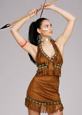 Adult Womens Native Indian Princess Costume