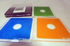 Cokin A075 A076 A077 Center Spot WA Green Blue Orange Filter A series square kit