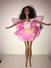 2004 Mattel Fairytopia Barbie Elina Ethnic Doll Rare