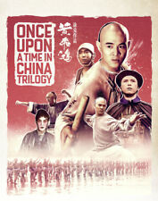 Once Upon a Time in China Trilogy Blu-Ray (2018) Jet Li, Hark (DIR) cert 15 4