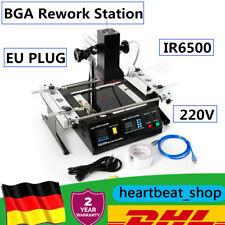 1250W IR6500 BGA Rework Station Xbox360 PS3 Infrared Soldering&Welding Machine
