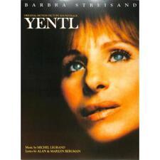 Legrand, Michel: Yentl - Original Motion Picture Soundtrack (Streisand Barbra)