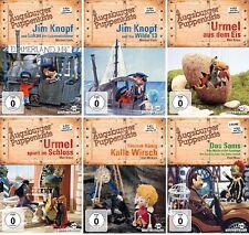 6 DVDs * AUGSBURGER PUPPENKISTE - 7 FOLGEN IM SET # NEU OVP §
