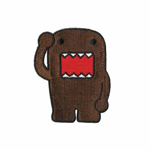 Domo Kun NHK Deluxe Embroidered Patch
