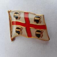 Sardinien (die alte) Flaggenpin,Anstecker,Flagge,Pin