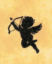 Cross Stitch Kit ~ Lanarte Classic Cupid 2 Valentine Cherub w/Bow #PN-0156308