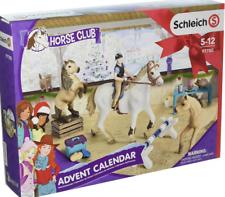 Schleich 97780  Horse Club Adventskalender Reiterhof Pferde 2018 NEU OVP