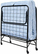 DHP Folding Metal Guest Bed with 5 inch Mattress - 5520096