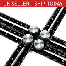 Multi Angle Measuring Ruler Template Tool - 100% Aluminium Alloy