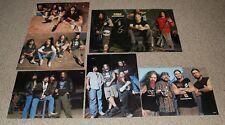 PANTERA Poster Magazine Centerfold 6pc Lot Dimebag Darrell Vinnie Paul
