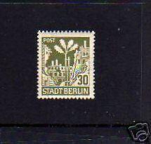 GERMANY -1945 - OAK SAPLING & RUINS - OCCUPATION - MINT - MNH - SINGLE!