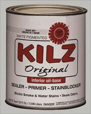 New Masterchem 10002 Kilz Quart Original Oil Based Sealer-Primer-Stainblock