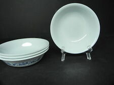 Corning Corelle Old Town Blue (Set of 4) Fruit / Dessert Bowls  ..