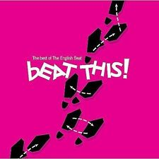 THE ENGLISH BEAT--Beat This!-The Best Of The English Beat--CD