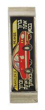 Car Mezuzah with Red Car Decoration Mezuza