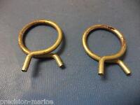 305646, 0305646, Clamp, Cylinder Head Hose, 1972 Evinrude 85hp. 85ESL72R Long