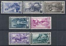1955-57 ITALIA ITALIA AL LAVORO STELLE MNH ** - RR11460