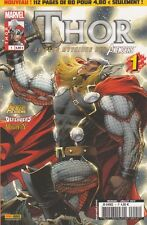 THOR N° 1 Marvel France 2ème Série Panini AVENGERS comics