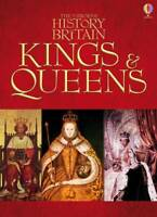 Kings and Queens (History of Britain), Ruth Brocklehurst, Kate Davies, New, Book