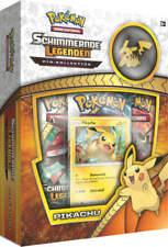 Pokemon Schimmernde Legenden Pikachu Pin-Kolektion Deutsch Pokémon TCG