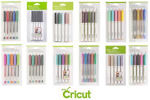 Cricut Pen Set - Various Styles/Colours - Packs of 5