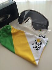 New Oakley Tour the France  collection Eyeshade White/black iridium