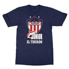Junior de Barranquilla Colombia Futbol Soccer Men's T-Shirt