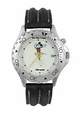 BRAND NEW Disney Mickey Mouse Lights Up Date Watch