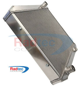 New MGC alloy radiator made by RADTEC