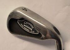 Callaway X16 Pro Series 4 Iron Regular Steel Shaft X-16