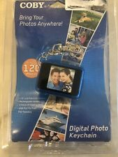 """Coby DP-161 1.5"""" Digital Picture Keychain"""