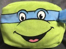 TEENAGE MUTANT NINJA TURTLES Tmnt LEONARDO Plush Square Head Pillow Gift